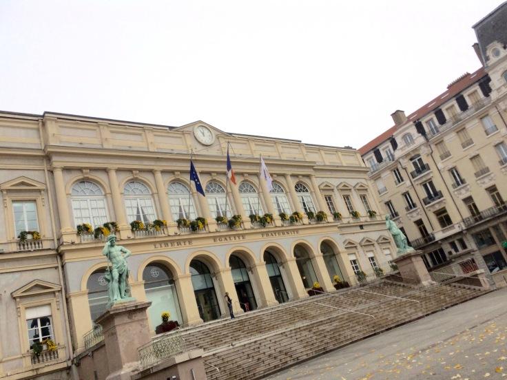 Hotel de Ville St Etienne 2015