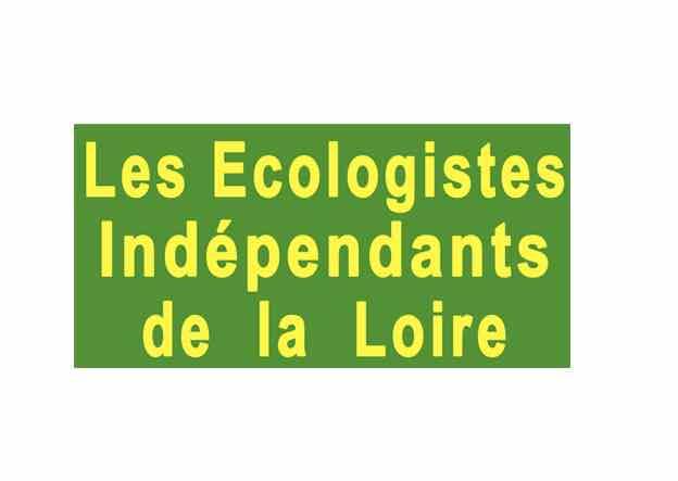 Logo Écologistes indépendants Loire